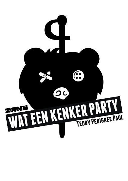 logo-wat-een-kenker-party-a3-zwart